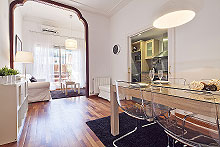Bailen Terrace Apartment, Bailen 23-Apartment in Barcelona.