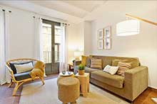 Columbus Apartment, Passeig de Colom 5-Apartment in Barcelona.